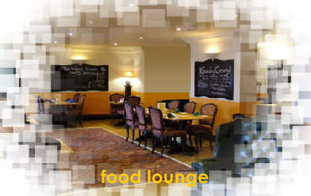 Image of our Food Lounge